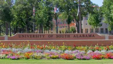 University of South Alabama Nursing Porgram Information